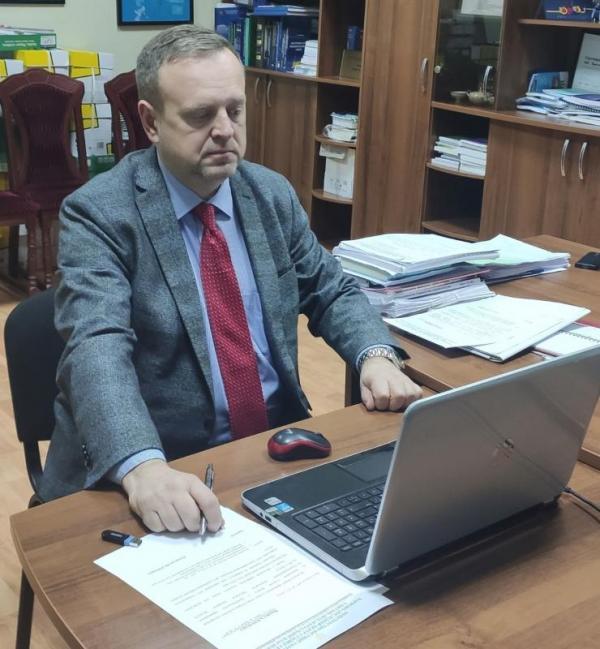НДЦСЕ з питань інтелектуальної власності взяв участь у відеоконференції з питань впровадження електронного тестування для атестації судових експертів, організованій Мін'юстом