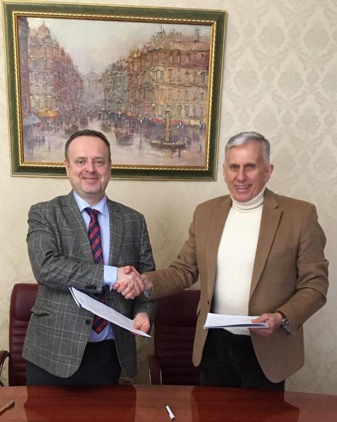 НДЦСЕ з питань інтелектуальної власності укладено меморандум про співробітництво з ТВО «Офіс незалежних експертиз»