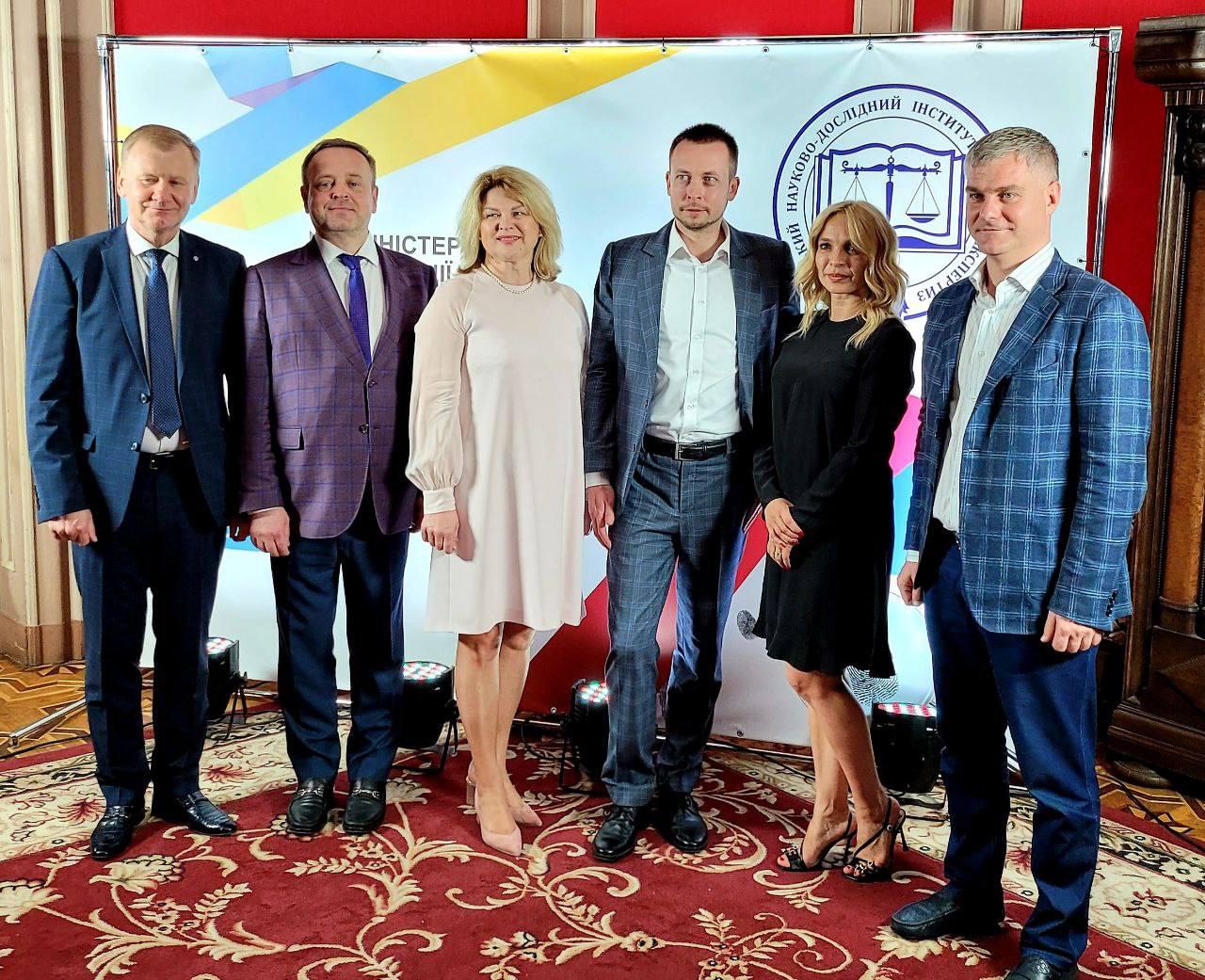 НДЦСЕ з питань інтелектуальної власності взяв участь у роботі 1-го Всеукраїнського форуму судових експертів